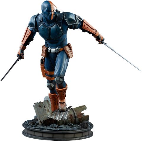 Sideshow Collectibles Deathstroke  Premium Format Figure