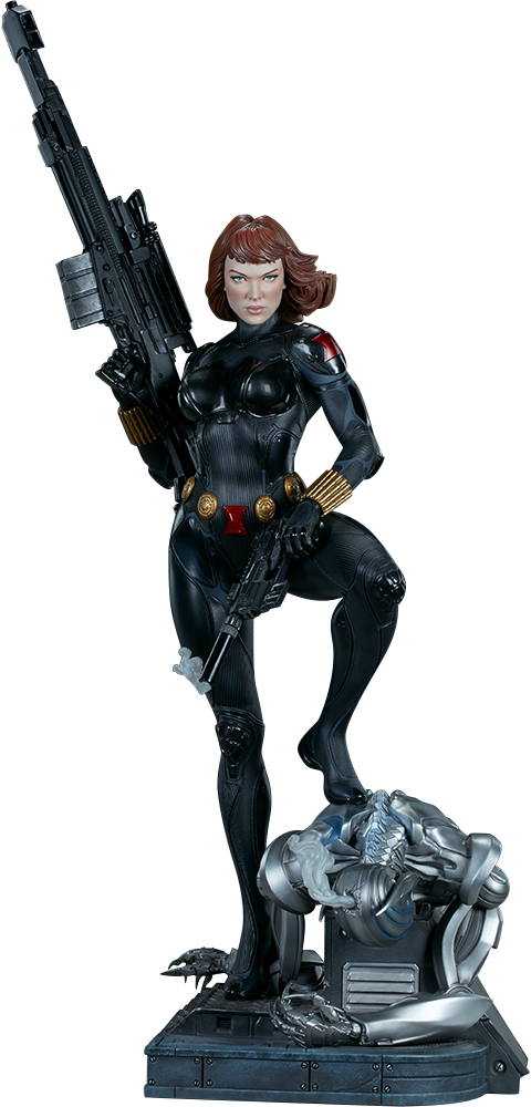 Sideshow Collectibles Black Widow Premium Format Figure