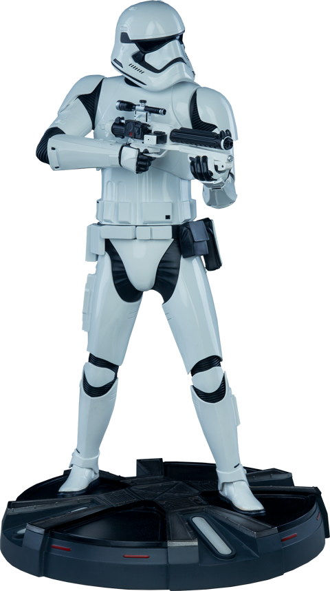 Sideshow Collectibles First Order Stormtrooper Premium Format™ Figure