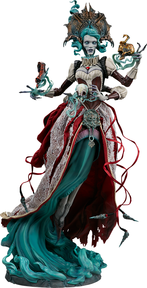 Sideshow Collectibles Ellianastis: The Great Oracle Premium Format™ Figure