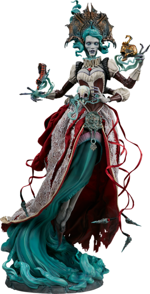 Ellianastis: The Great Oracle Premium Format™ Figure