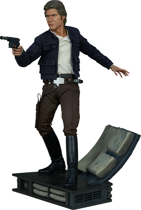 Sideshow Collectibles Han Solo Premium Format Figure