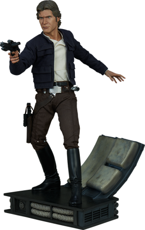 Han Solo Premium Format™ Figure