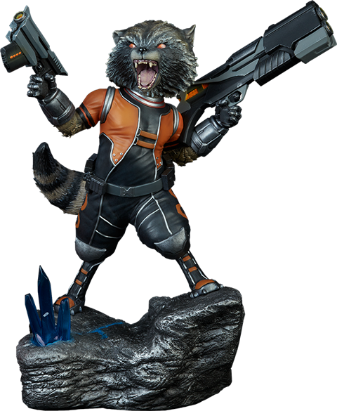 Sideshow Collectibles Rocket Raccoon Premium Format™ Figure