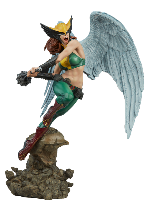 Sideshow Collectibles Hawkgirl Premium Format™ Figure