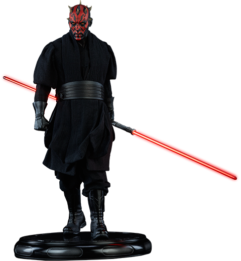 Sideshow Collectibles Darth Maul Premium Format Figure