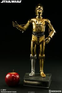 Gallery Image of C-3PO Premium Format™ Figure