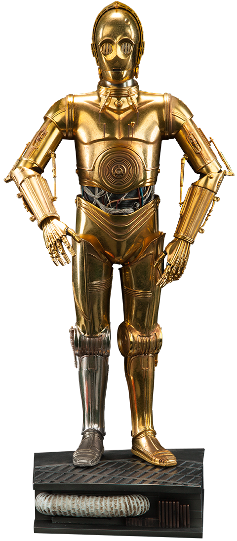 Sideshow Collectibles C-3PO Premium Format™ Figure