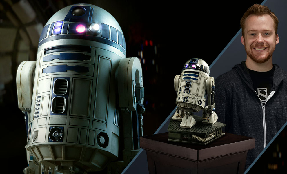 Gallery Feature Image of R2-D2 Premium Format™ Figure - Click to open image gallery