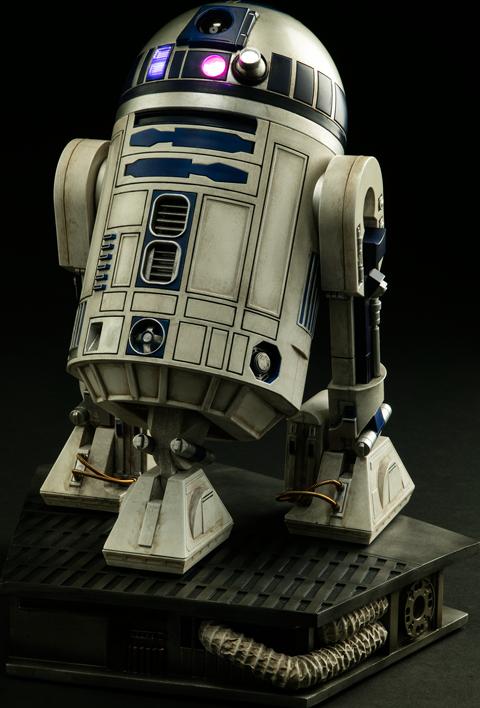 Sideshow Collectibles R2-D2 Premium Format Figure