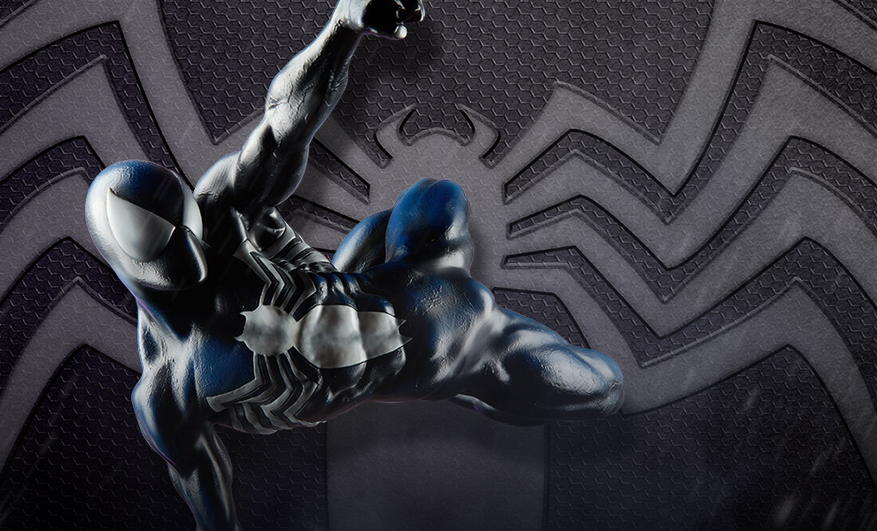 Gallery Feature Image of Spider-Man Symbiote Costume Premium Format™ Figure - Click to open image gallery