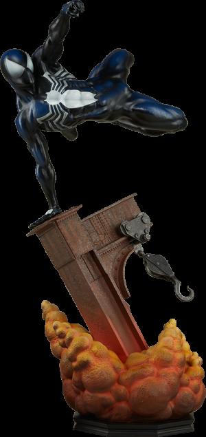 Spider-Man Symbiote Costume Premium Format™ Figure