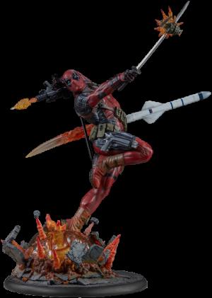 Deadpool Heat-Seeker Premium Format Figure