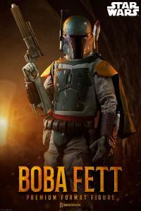 Gallery Image of Boba Fett Premium Format™ Figure