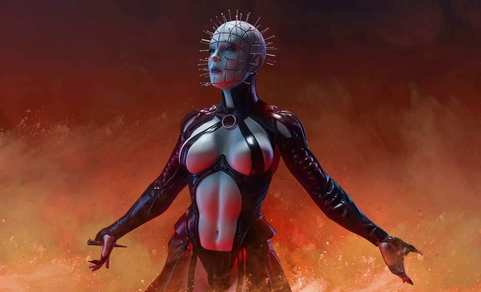 Gallery Feature Image of Hell Priestess Premium Format™ Figure - Click to open image gallery