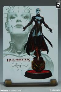 Gallery Image of Hell Priestess Premium Format™ Figure