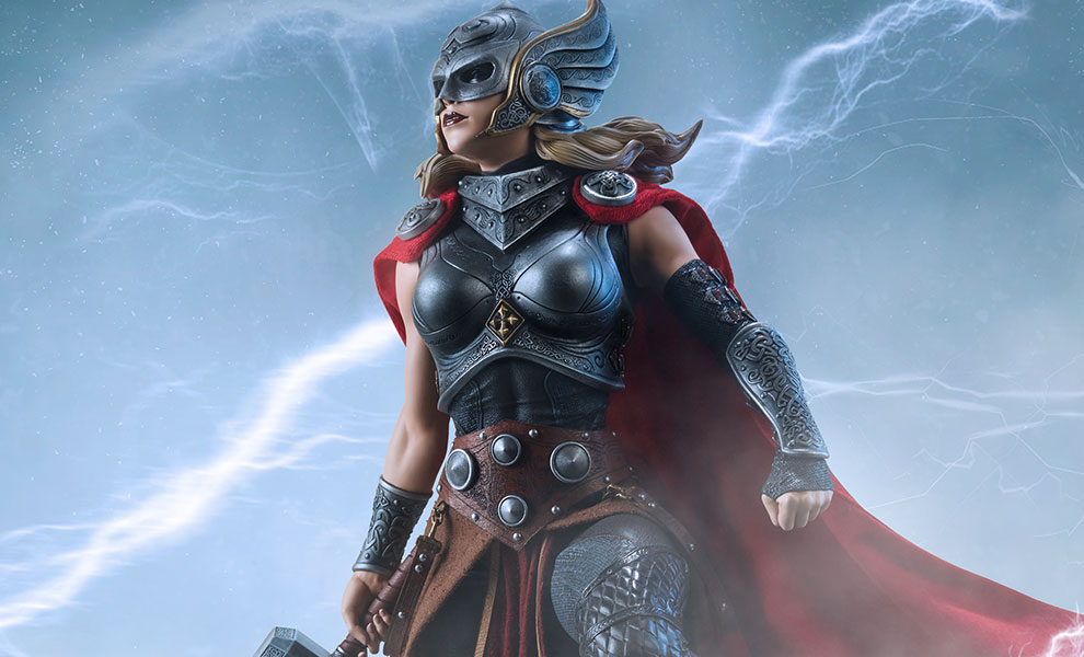 Gallery Feature Image of Thor Jane Foster Premium Format™ Figure - Click to open image gallery