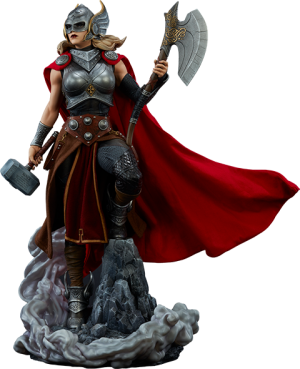Thor Jane Foster Premium Format™ Figure