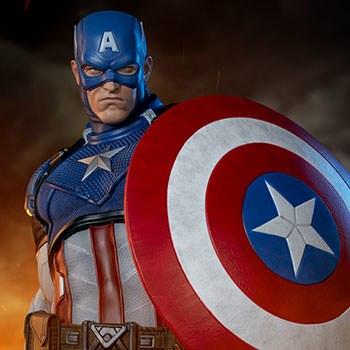 Captain America Marvel Premium Format™ Figure