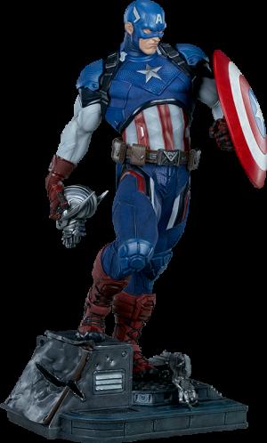 Captain America Premium Format Figure