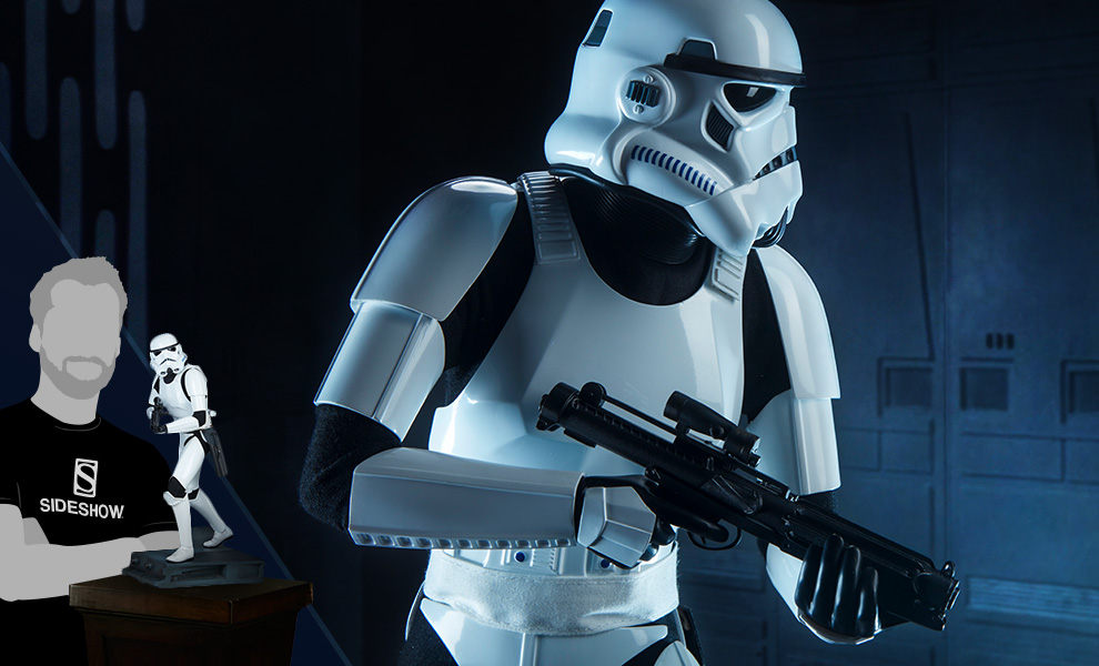 Gallery Feature Image of Stormtrooper Premium Format™ Figure - Click to open image gallery