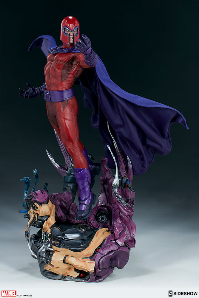 Marvel Magneto Maquette by Sideshow Collectibles