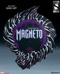 Gallery Image of Magneto Maquette