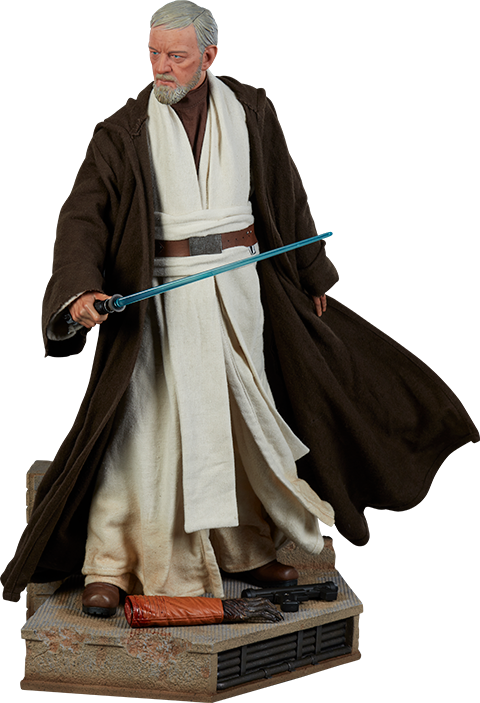 Sideshow Collectibles Obi Wan Kenobi Premium Format Figure