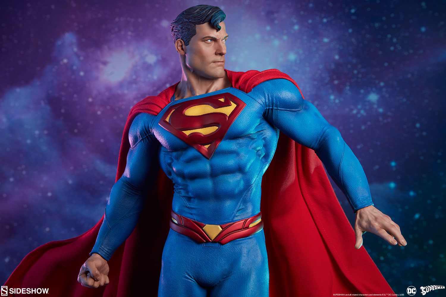 7b742b8bf1cb DC Comics Superman Premium Format(TM) Figure by Sideshow Col