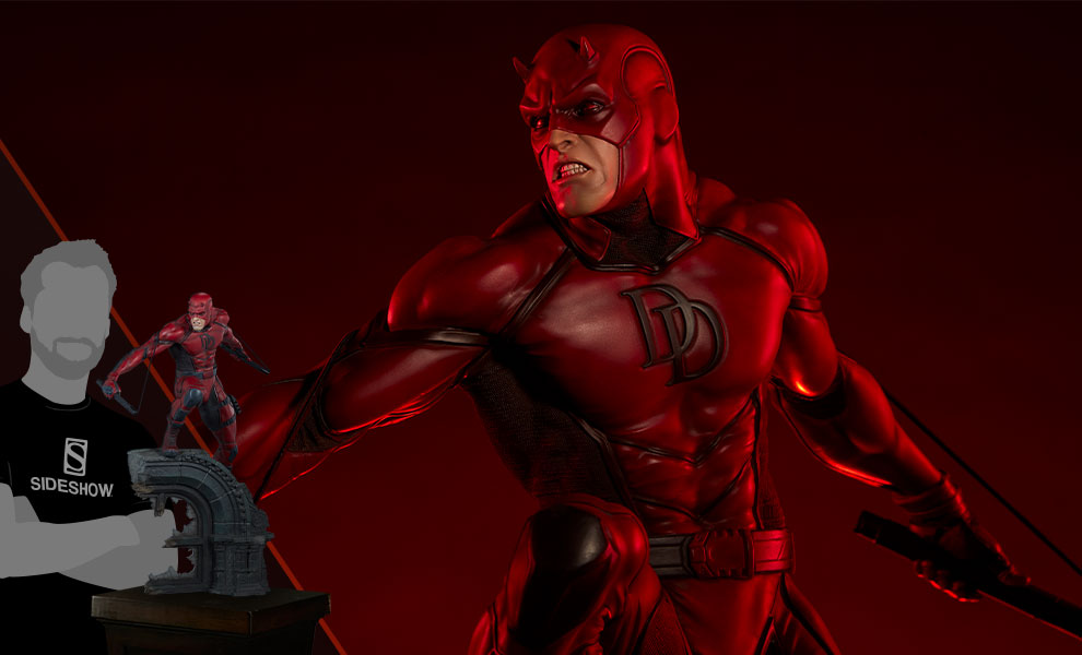 Gallery Feature Image of Daredevil Premium Format™ Figure - Click to open image gallery