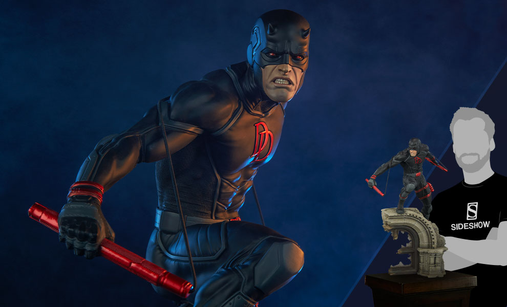 Gallery Feature Image of Daredevil: Shadowlands Premium Format™ Figure - Click to open image gallery