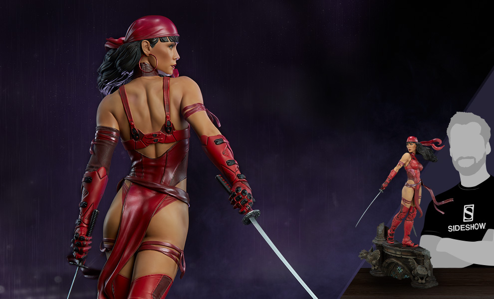 Gallery Feature Image of Elektra Premium Format™ Figure - Click to open image gallery