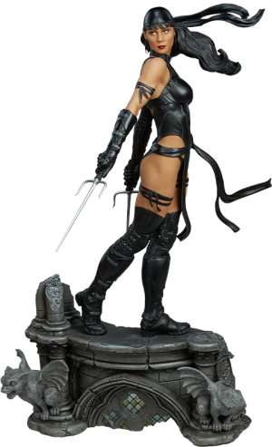 Elektra (Black Costume Variant) Premium Format™ Figure