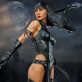 Elektra (Black Costume Variant) Marvel Premium Format™ Figure