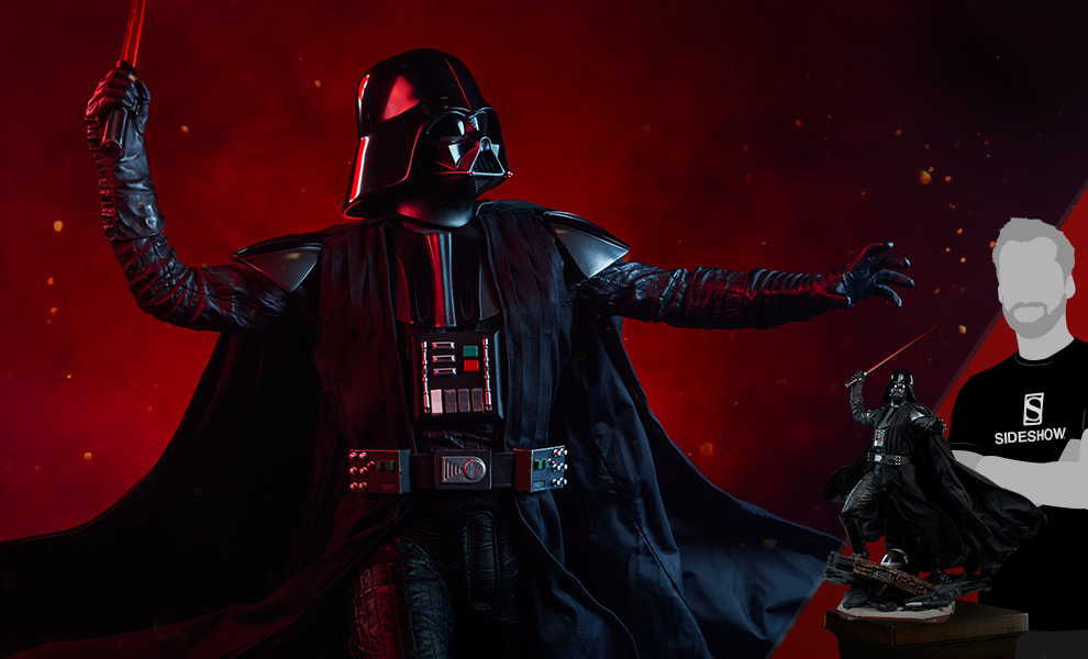 Gallery Feature Image of Darth Vader Premium Format™ Figure - Click to open image gallery