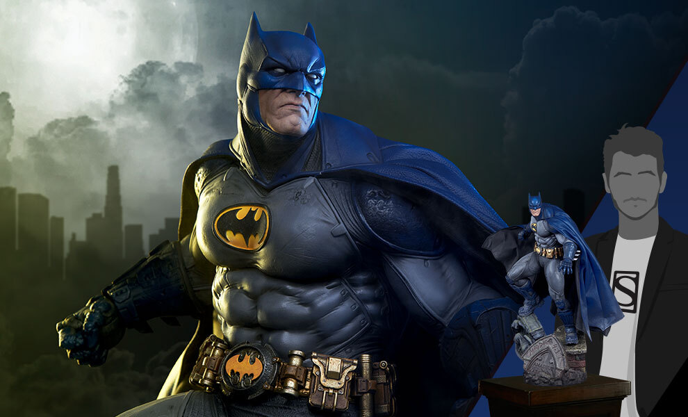 Gallery Feature Image of Batman: Modern Age Premium Format™ Figure - Click to open image gallery