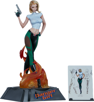 Abbey Chase Premium Format Figure