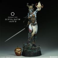 Gallery Image of Kier Deaths Warbringer Premium Format™ Figure