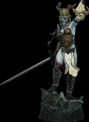 Kier Deaths Warbringer Premium Format™ Figure