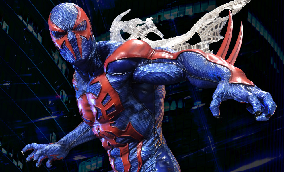 Gallery Feature Image of Spider-Man 2099 Statue - Click to open image gallery