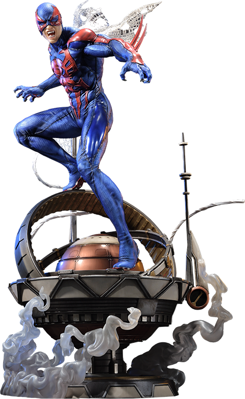 Sideshow Collectibles Spider-Man 2099 Statue
