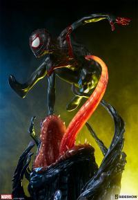 Gallery Image of Spider-Man Miles Morales Premium Format™ Figure