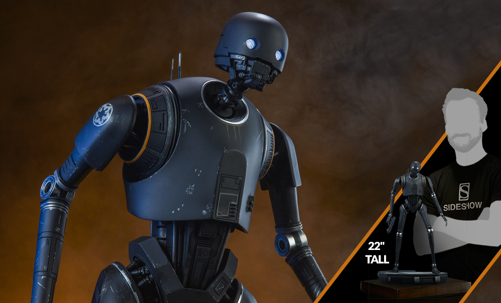 Gallery Feature Image of K-2SO Premium Format™ Figure - Click to open image gallery