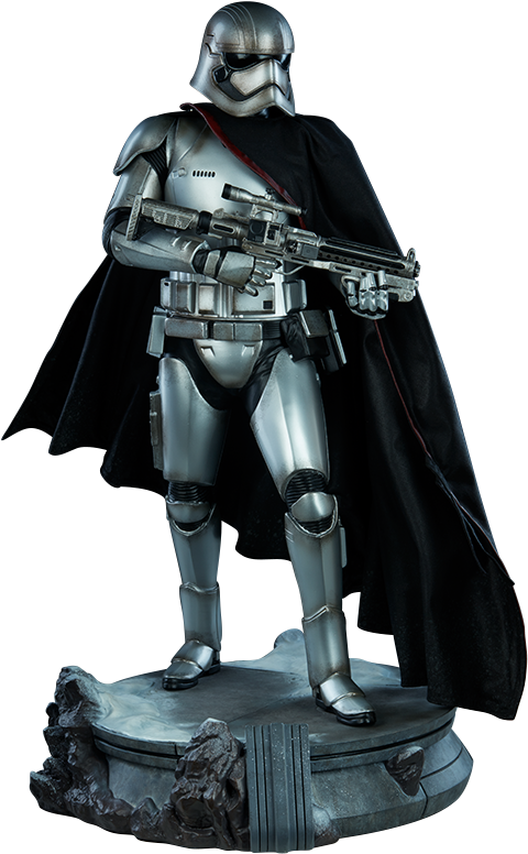 Sideshow Collectibles Captain Phasma Premium Format Figure