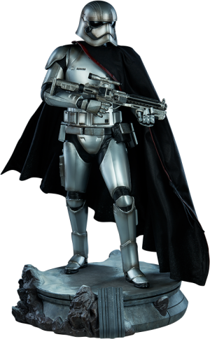 Captain Phasma Premium Format™ Figure