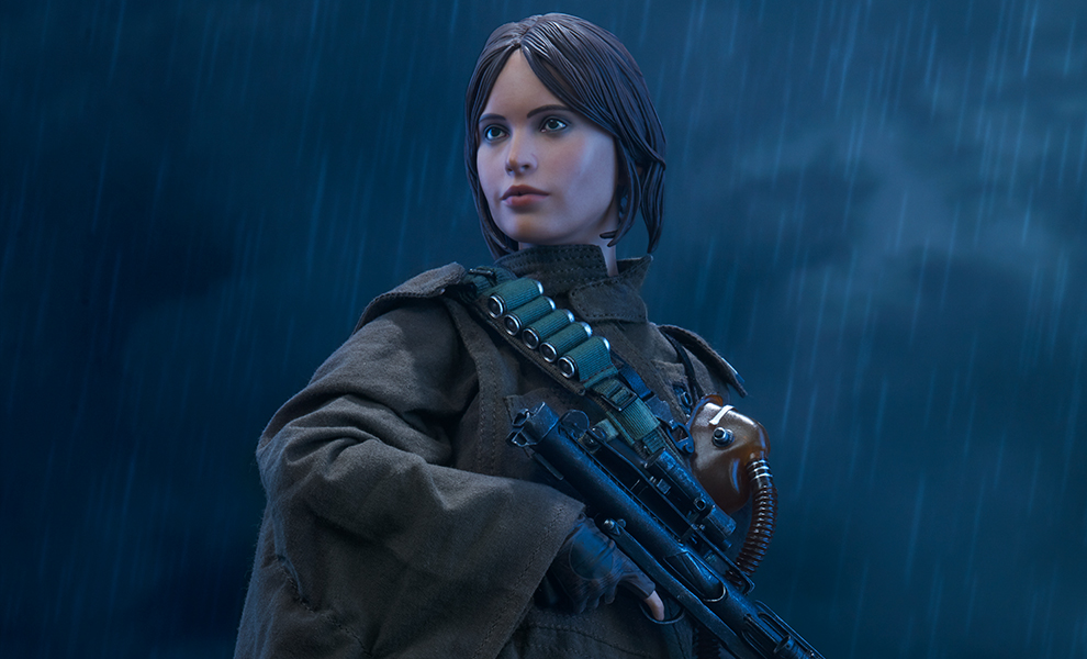 Gallery Feature Image of Jyn Erso Premium Format™ Figure - Click to open image gallery