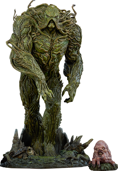 Sideshow Collectibles Swamp Thing Maquette