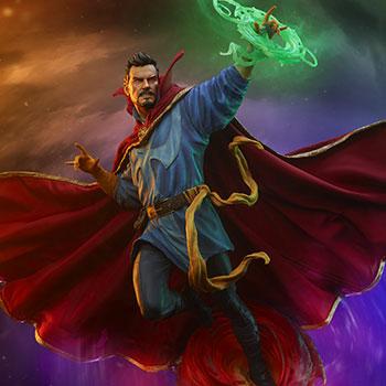 Doctor Strange Marvel Maquette
