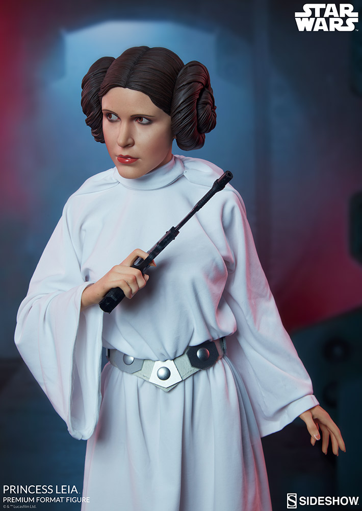 Star Wars Princess Leia Premium Format(TM) Figure by ...