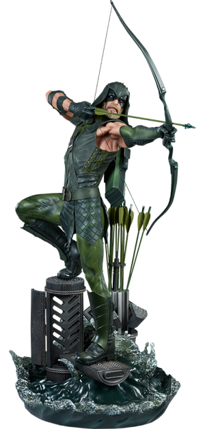 Green Arrow Premium Format Figure